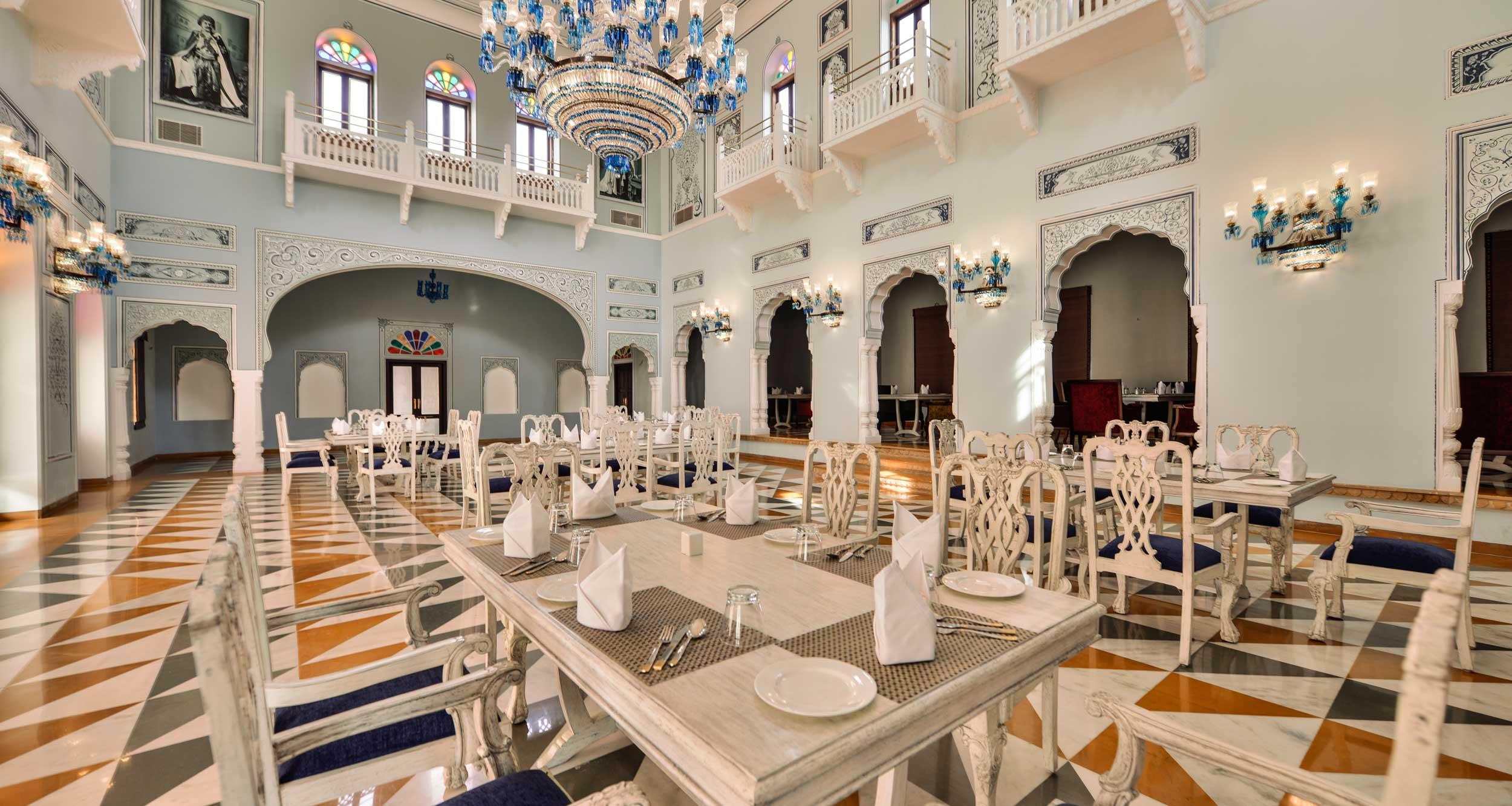 Suraman Mahal Restaurant