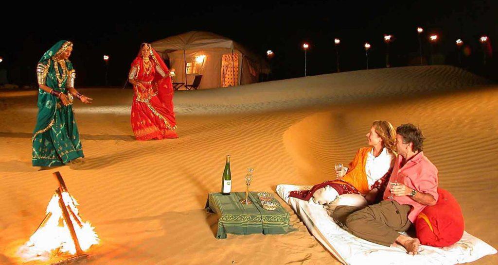 jaisalmer camp stay