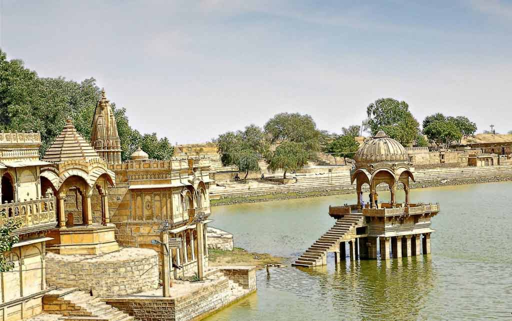 Sightseeing in Jaisalmer