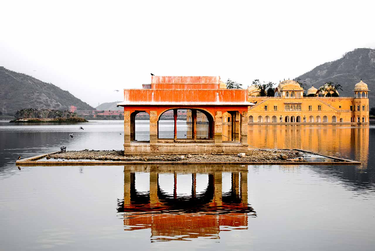 tourist places in Rajasthan in summer