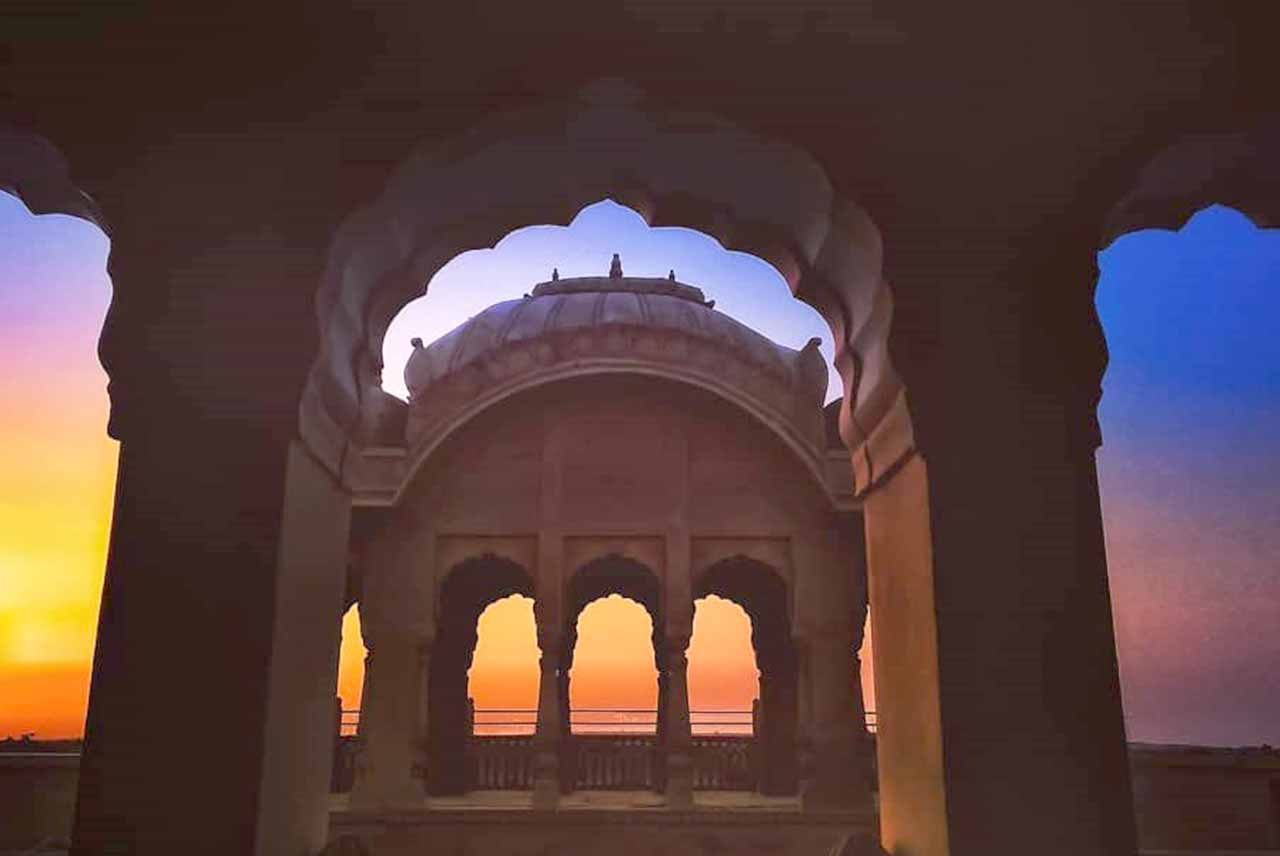 Places to Visit in Jaisalmer at Night